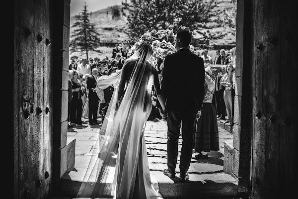 Fotógrafo de bodas David May (okland). Foto del 19.02.2018
