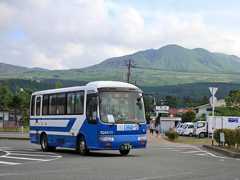 産交バス 阿蘇 ・674