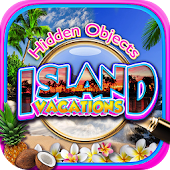 Hidden Objects Hawaii Island Vacation Object Games