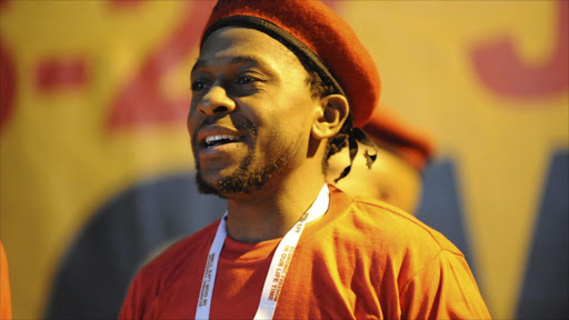 Mbuyiseni Ndlozi, file photo.