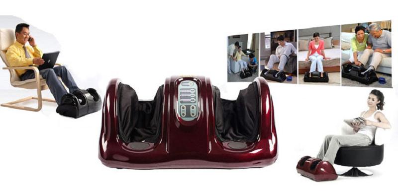 Máy Foot Massage của Trung Quốc - dòng máy massage giá rẻ