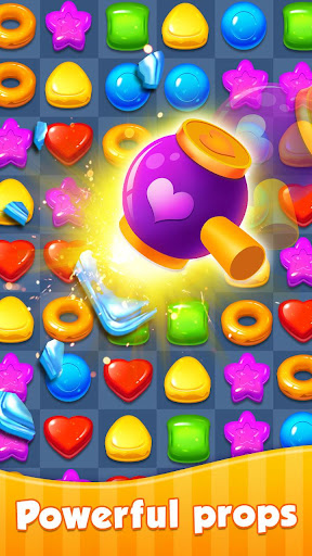 Candy Light - 2018 New Sweet Glitter Match 3 Game  screenshots EasyGameCheats.pro 4