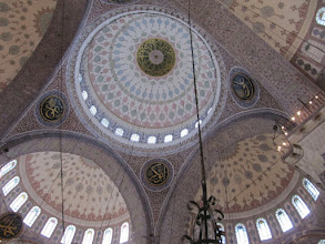 Photo: Day 115 -  The Yeni Mosque #4
