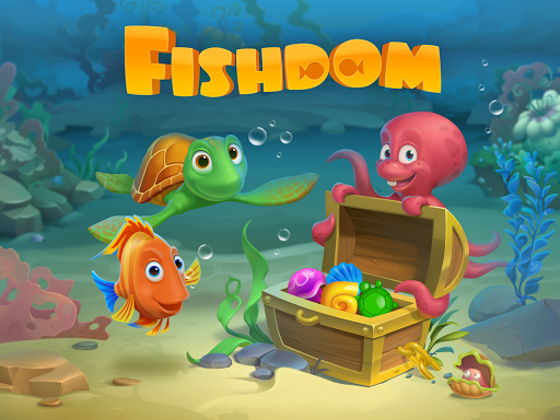Android/PC/Windows的Fishdom (apk) 游戏 免費下載 screenshot