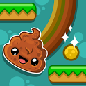 Happy Poo Fall icon