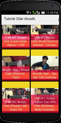 1 ebook tutorial panduan belajar gitar akustik dengan cepat dan.