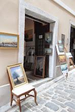 Photo: Galeryjki w bocznych uliczkach