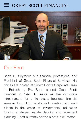 Great Scott Financial Services