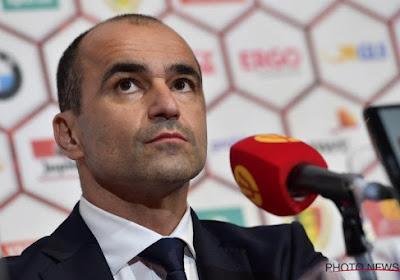 """Martinez veut """"la même intensité"""" face à l'Estonie que contre la Bosnie"""