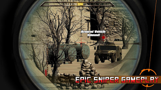 Sniper Revenge Assault for PC