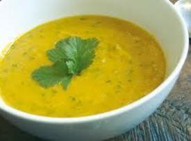 Crushed Lentil Soup Recipe