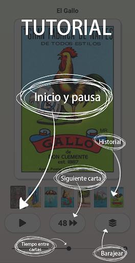 Baraja Loteru00eda Mexicana.  screenshots 4