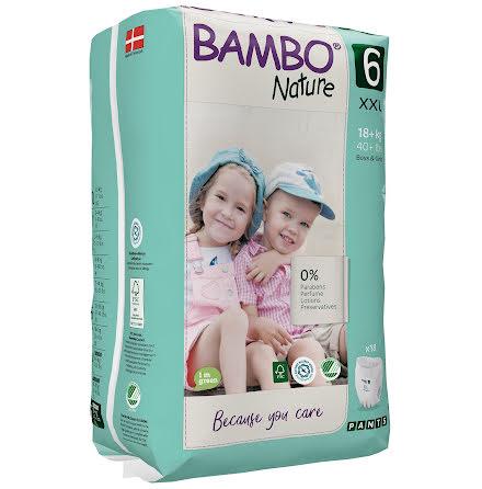 Bambo Nature Pants, 18+ kg,18/