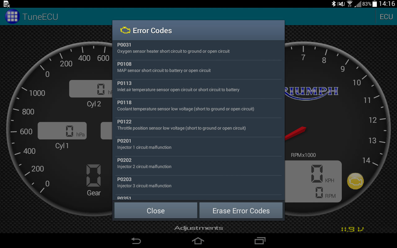 Download TuneECU APK latest version 4 5 for android devices