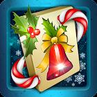 Mahjong Skies: Christmas Miracle icon