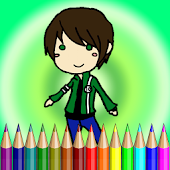 Coloring Free Game