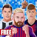 Soccer fighter 2019 - Free Fighting games icon