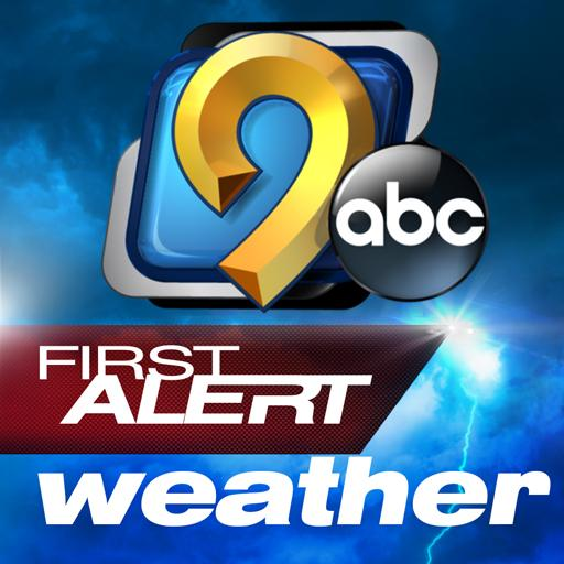 KCRG-TV9 First Alert Weather 天氣 App LOGO-硬是要APP