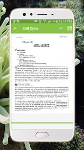 Text Book – Biology Class 9 6.1 Android Mod + APK + Data 3