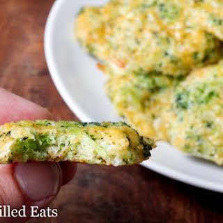 Broccoli Cheese Nuggets.