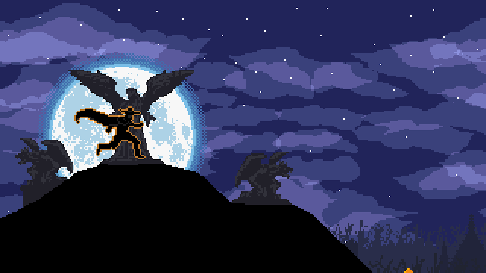 Hunter's Moon- screenshot