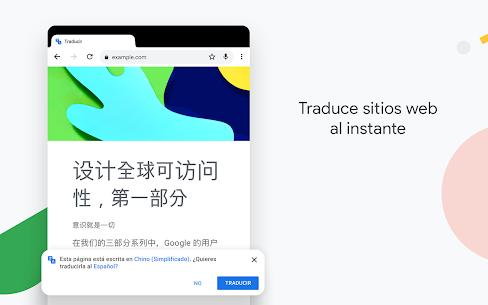 Google Chrome: rápido y seguro 4