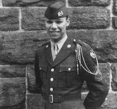 Colin Powell In Rotc