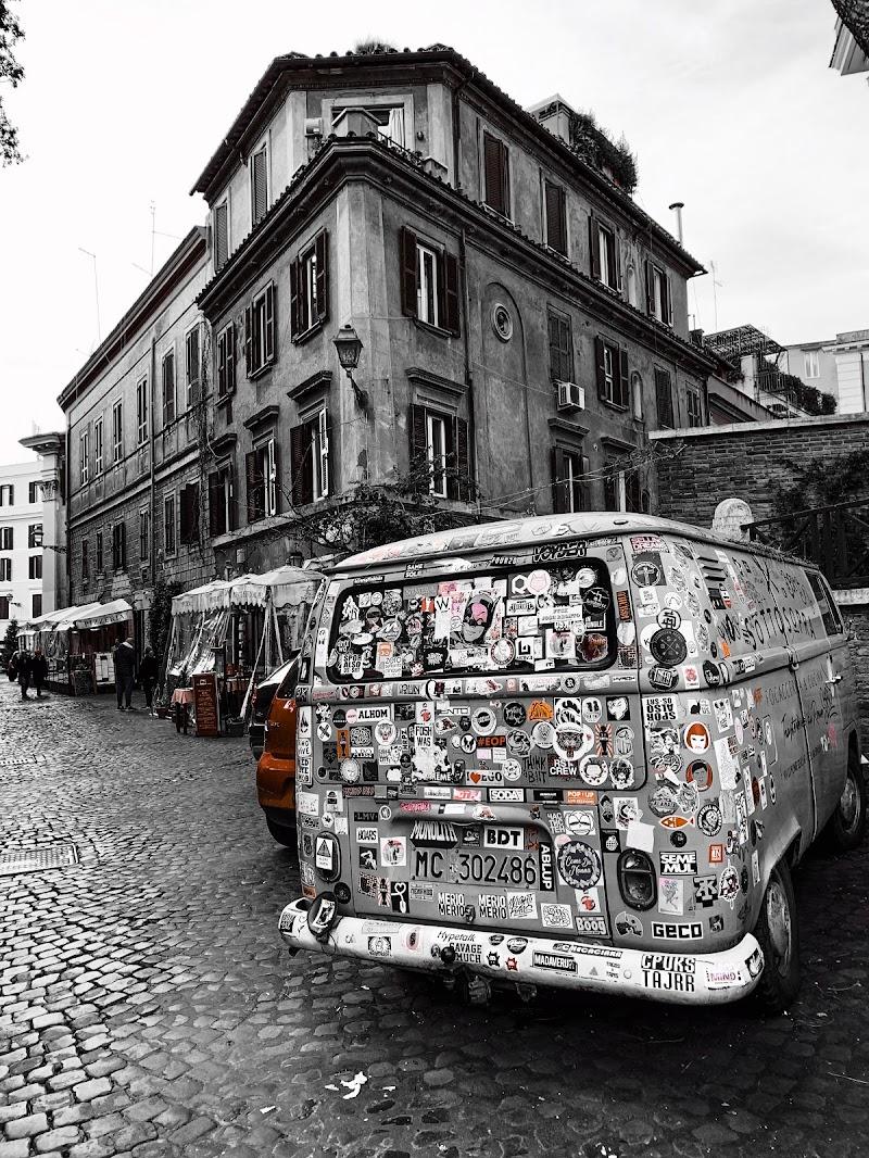 Nostalgic in Rome di Jasmine82