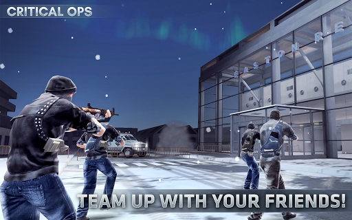 Critical Ops - screenshot