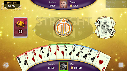 Gin Rummy – Offline APK Download – Free Card GAME for Android 4