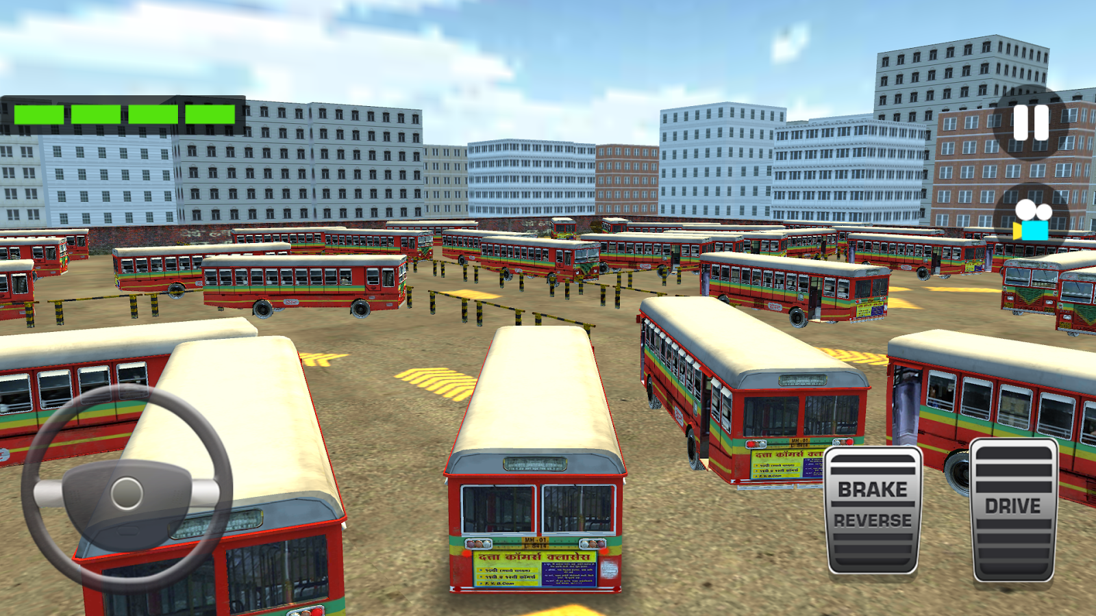 Best Bus 3d Parking  Android Apps On Google Play