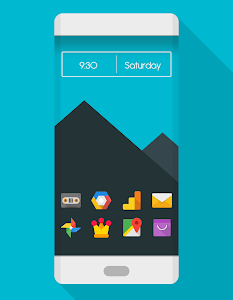 PHIX - ICON PACK screenshot 1