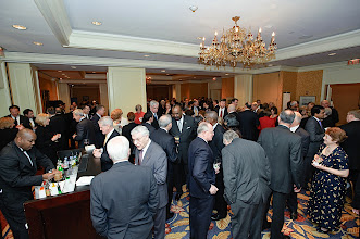 Photo: The reception