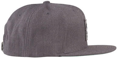 Surly Gray Area Snap Back Hat - Dark Heather Gray, One Size alternate image 2