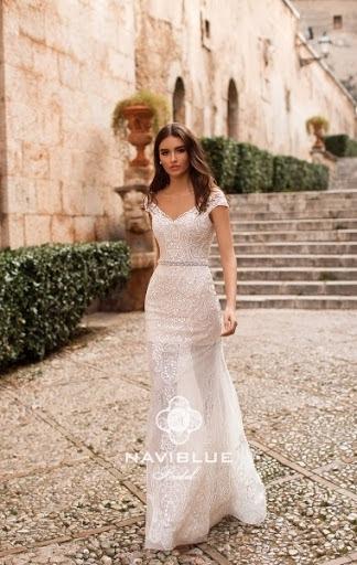 ee900d5440f78a Платье Jackie 17305 от Naviblue Bridal - 62800 руб.