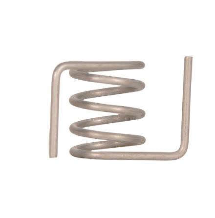 Clips Rostfritt stål för PVC-plaststolpe 19 mm 25-pack*