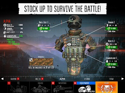 Sniper Battles: online PvP shooter game - FPS Screenshot