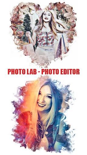 Photo Lab - Art Photo Editor - Magic Photo Effect 1 screenshots 5