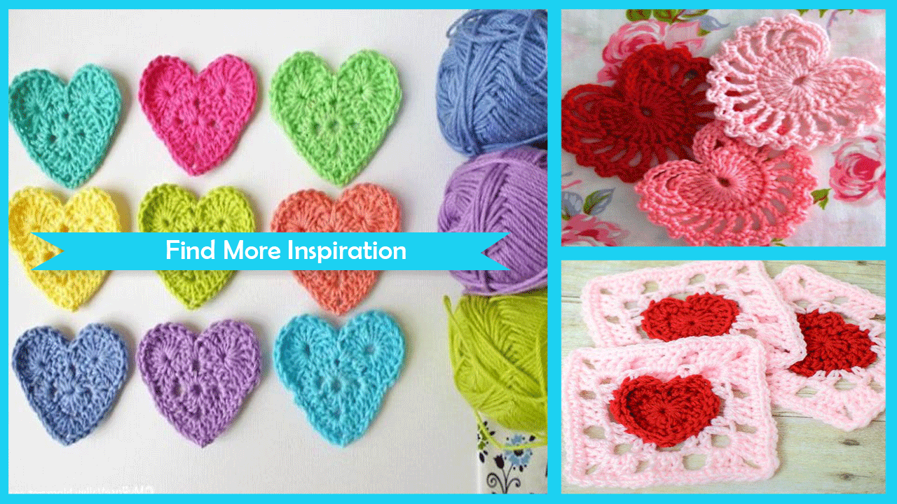 Easy diy crochet heart projects android apps on google play easy diy crochet heart projects screenshot bankloansurffo Images