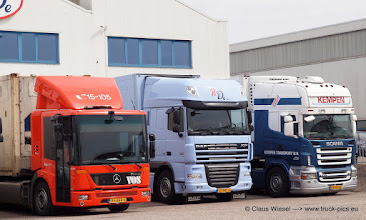 Photo: VOS - DAF - KEMPEN  KEMPEN / VENLO     ----> www.truck-pics.eu
