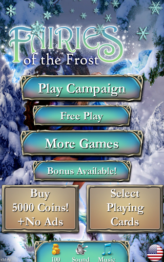 Solitaire: Frost Fairies