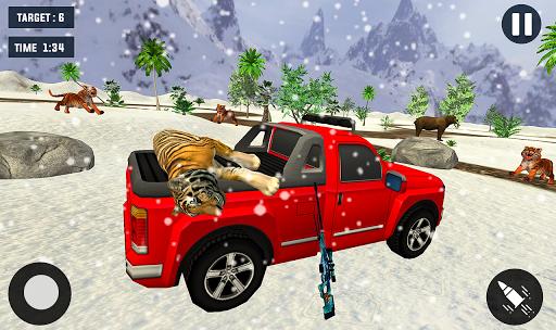 Tiger Hunting game: Zoo Animal Shooting 3D 2020 apkpoly screenshots 7