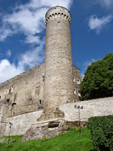 Photo: Tallinn City wall with tower