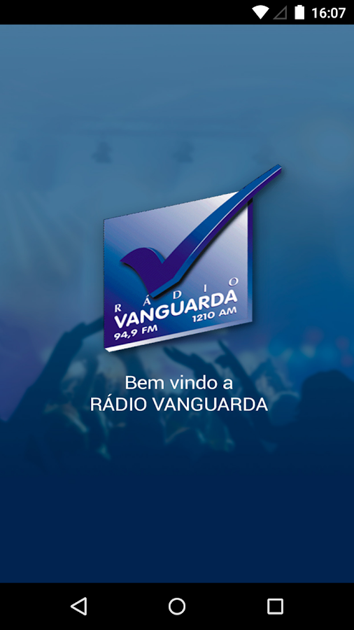 Rádio Vanguarda AM- screenshot