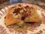 Creamed Chicken Over Puff Pastry