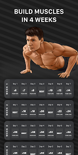 build  uscles in 4 weeks with muscle booster mod apk
