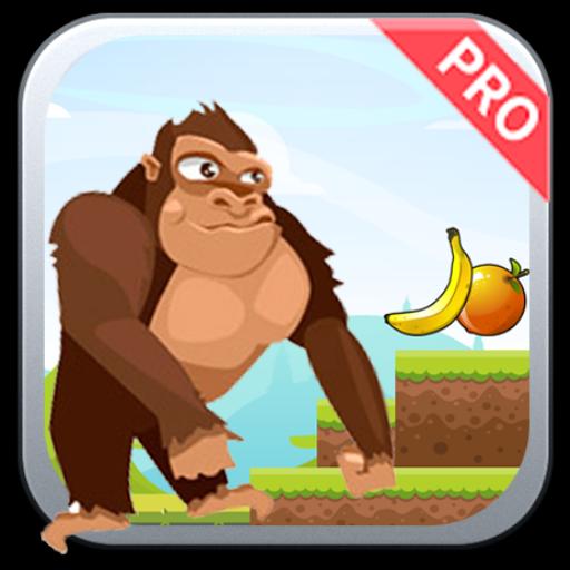 猴子丛林香蕉运行 冒險 App LOGO-硬是要APP