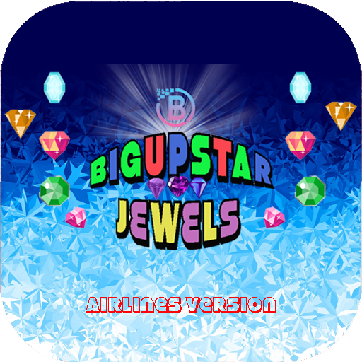 Bigupstar Airlines Jewels