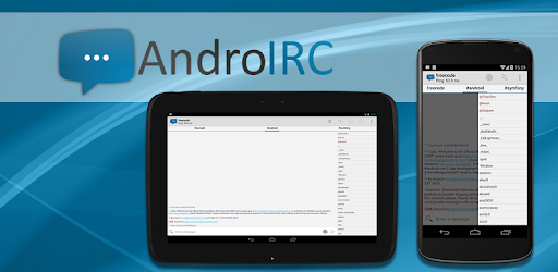 AndroIRC - Apps on Google Play