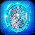Fingerprint LockScreen Simulator App icon